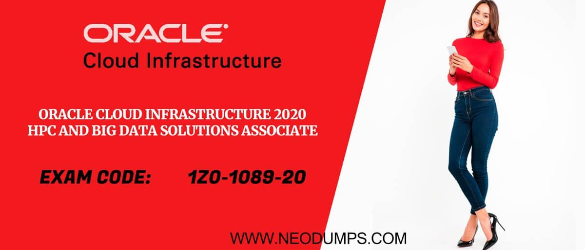 Oracle 1Z0-1089-20 Dumps